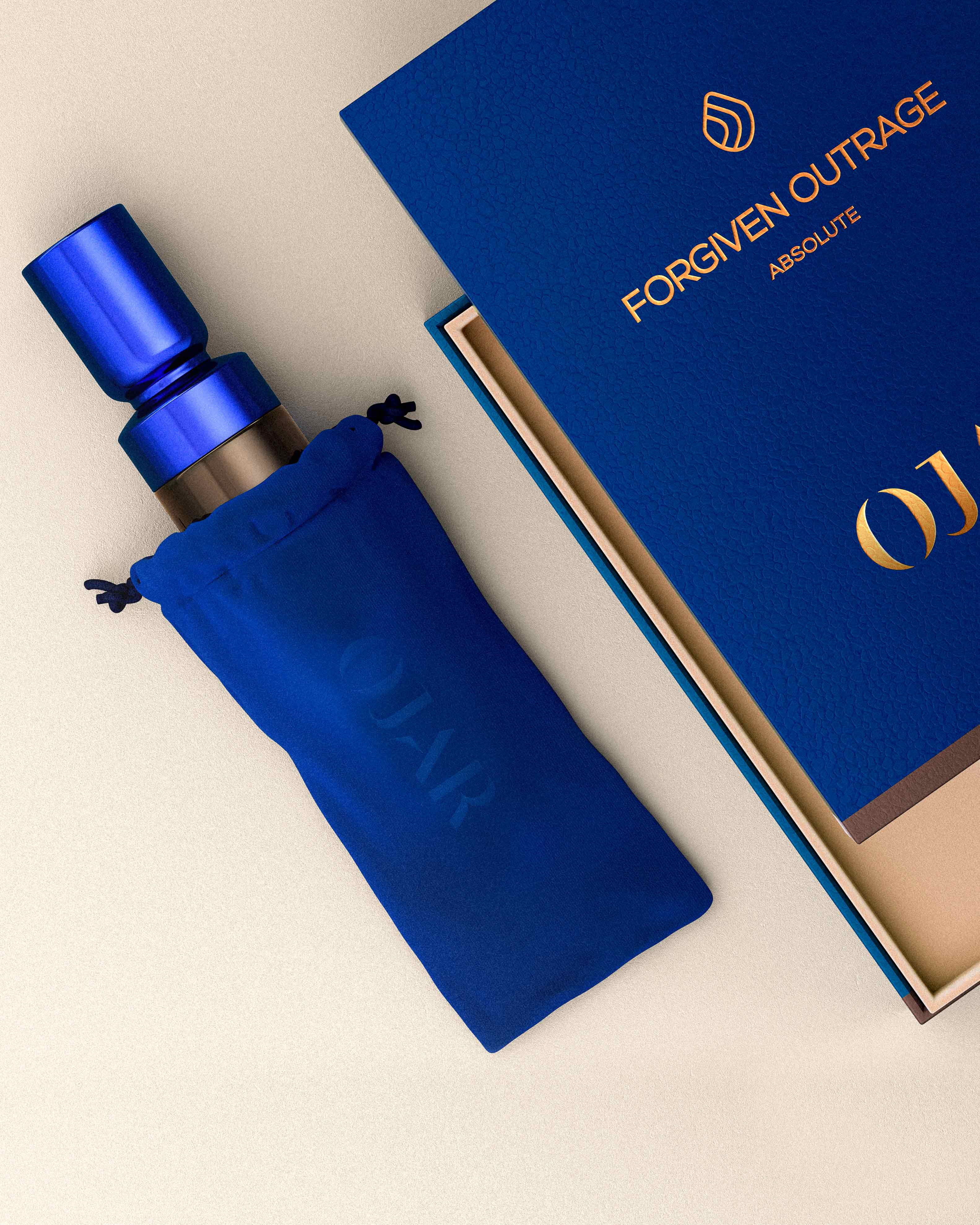 OJAR Absolute Forgiven Outrage Perfume Pack Pouch