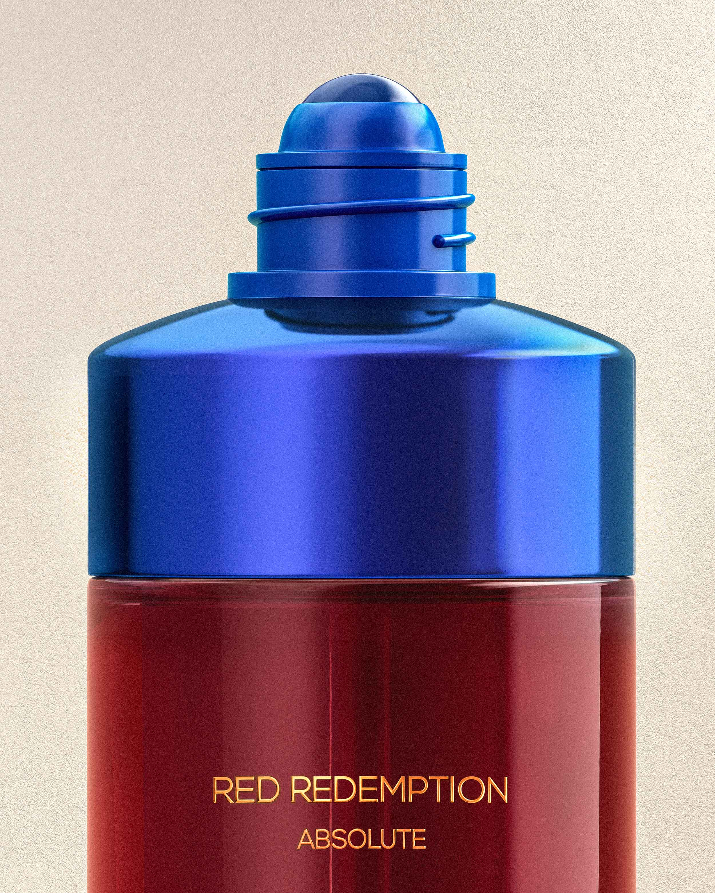 OJAR Absolute Red Redemption Perfume Roll-on