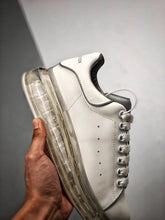 Load image into Gallery viewer, Oversized Sneaker - White Clear Sole