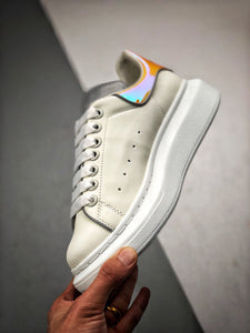 Oversized Sneaker - White Colour
