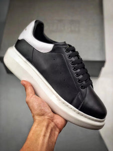 Oversized Sneaker - Black White