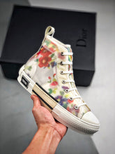 Load image into Gallery viewer, B23 High High Sneaker - Flower