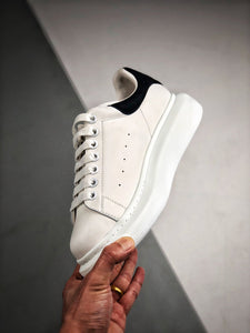 Oversized Sneaker - White Black