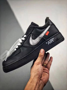 Air Force - Black Silver