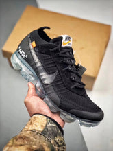 Load image into Gallery viewer, Vapormax - Black Clear Sole