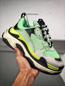 Triple S - Blue Green White