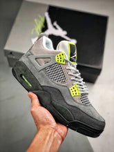 "Load image into Gallery viewer, Air Retro 4 - SE ""Neon"""
