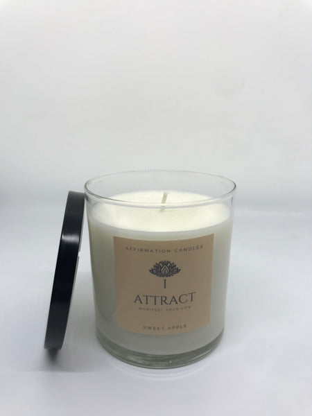 Sweet Apple Scented Candle