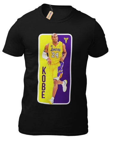 T-Shirt Kobe Bryant L.A.Lakers RIP Basketball Los Angeles NBA Basketball 1-1