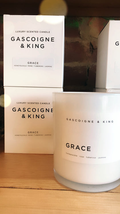 GK Candle - Grace