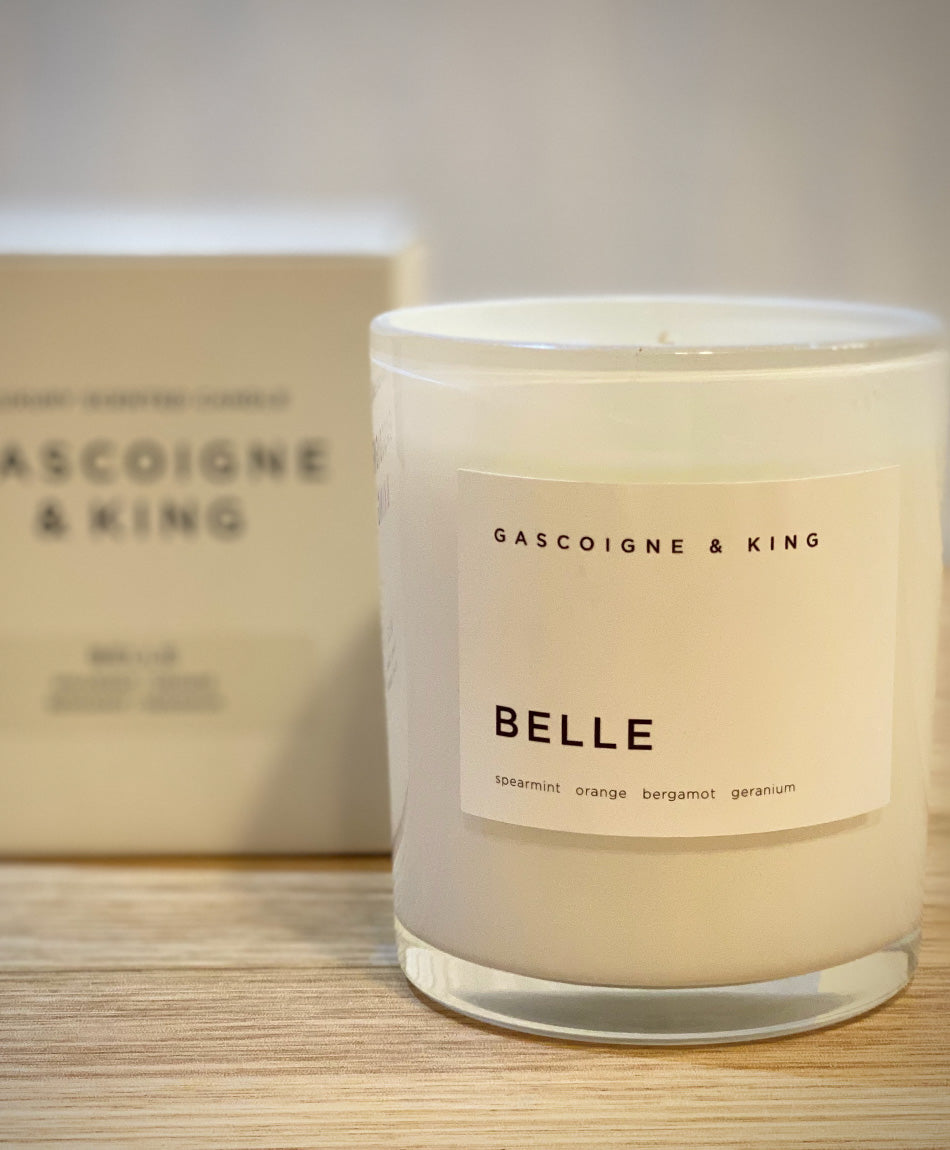 GK Candle - Belle
