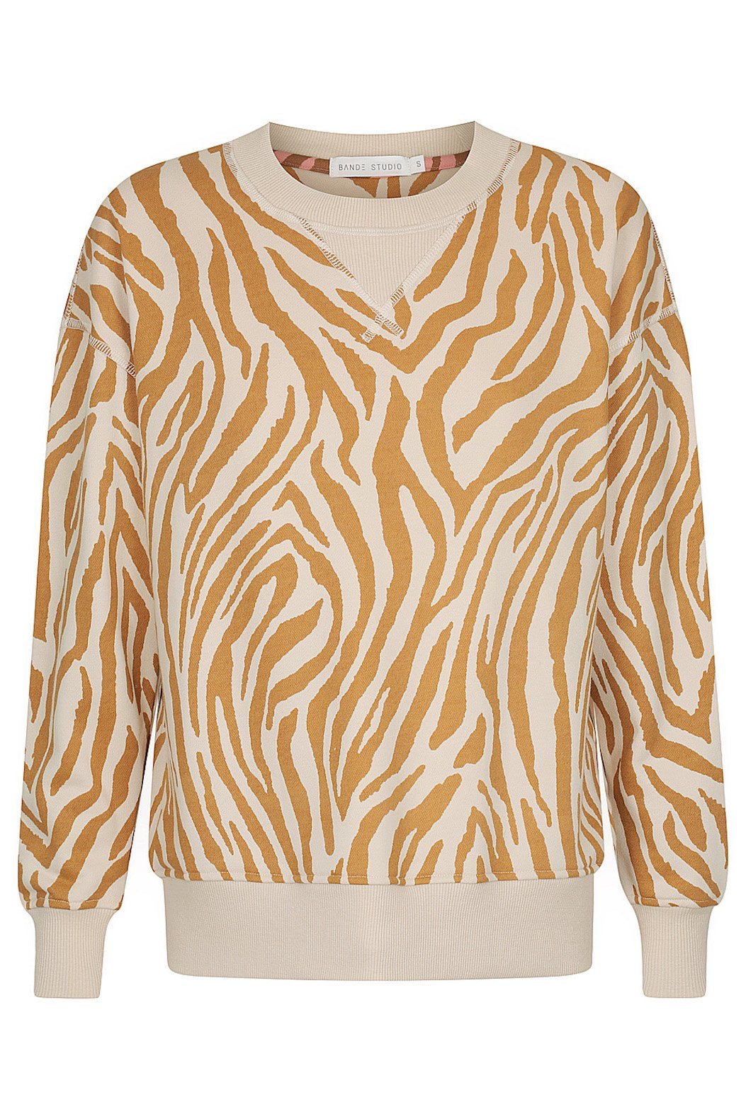 Zebra Print Sweat