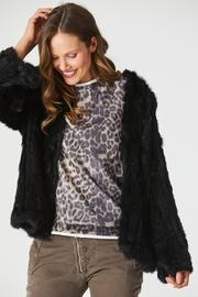 Fur Jacket Short