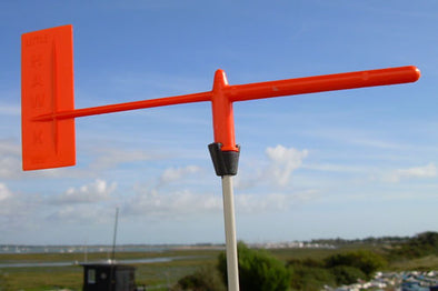 Top of mast Wind Indicator Little HAWK Mk1
