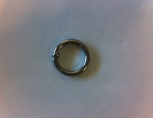 Optimist Stainless Mainsheet O-Ring