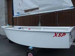 XSP Ex-charter Optimist Package - like new, except the price!