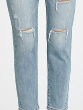 Load image into Gallery viewer, Tobi High Rise Relaxed Crop Jeans - Solstice