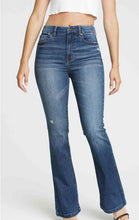 Load image into Gallery viewer, Aliyah High Rise Flare Jeans