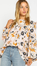 Load image into Gallery viewer, Floral Babydoll Top