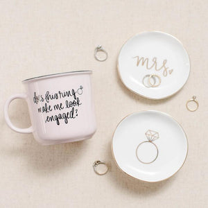 Mug - Engagement Ring