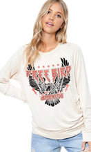 Load image into Gallery viewer, Free Bird Long Sleeve Top
