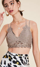 Load image into Gallery viewer, Bralette - Scallop Lace (13 colors)