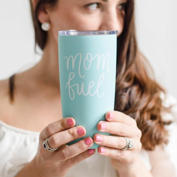 Travel Mug - Mom Fuel