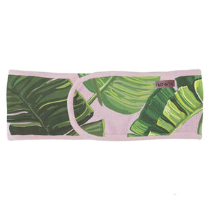 Spa headband - Palm print