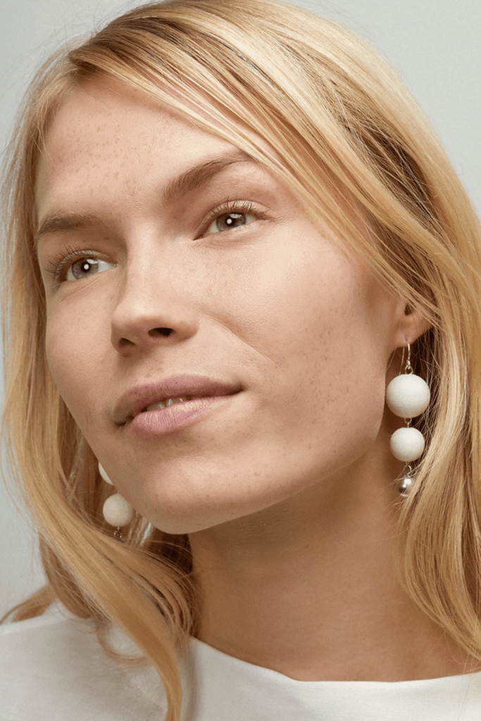 Aarikka Niitty Earrings - Nordic Labels