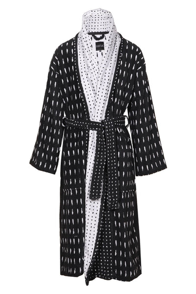 Ratia Unisex Tikutus Bathrobe - Nordic Labels