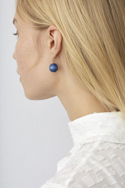 Aarikka Karpalo Sky Blue Earrings - Nordic Labels