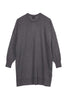 Aarre Merino Wool Tunic Grey - Nordic Labels