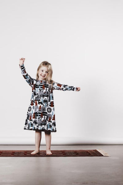 Aarre Shay Kids Night Gown - Nordic Labels