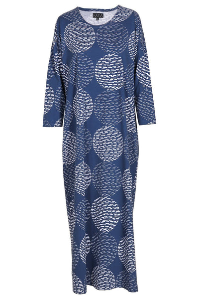Ratia Adora Gown Pensseli Blue - Nordic Labels