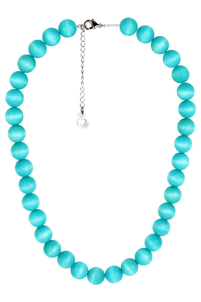 Aarikka Aito Necklace Turquoise - Nordic Labels