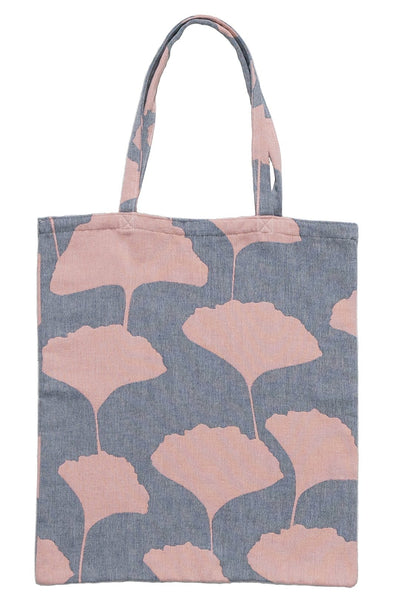 Brita Sweden Tote Ginko Denim - Nordic Labels