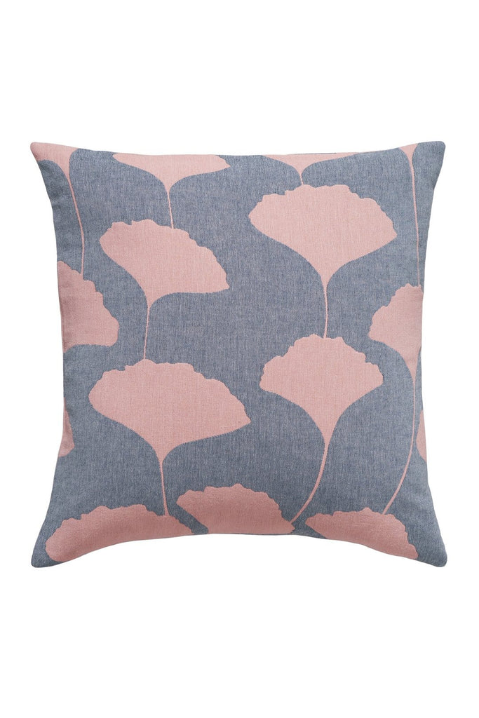 Brita Sweden Ginko Denim Pillow Cover - Nordic Labels