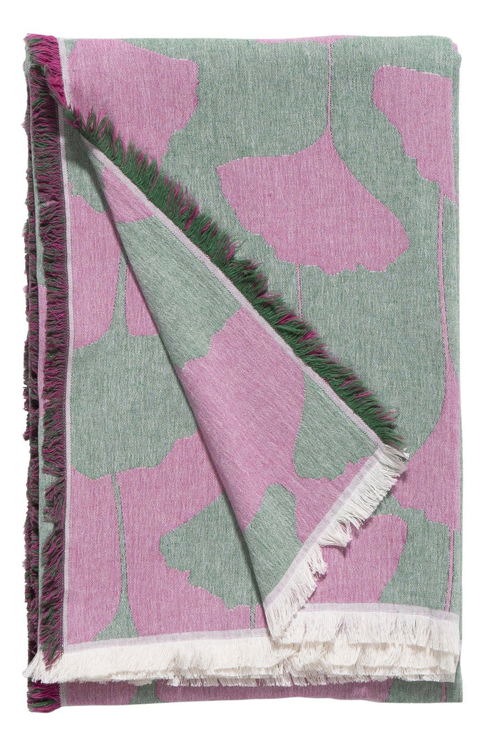 Brita Sweden Ginko Lush Throw - Nordic Labels