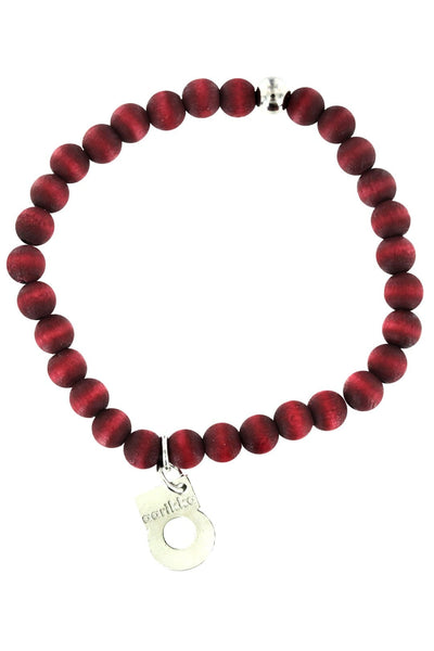 Aarikka Herkkä Bracelet Currant Red - Nordic Labels