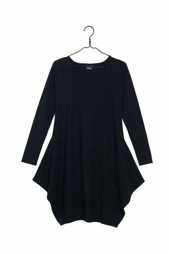 Papu Kanto Black Dress - Nordic Labels