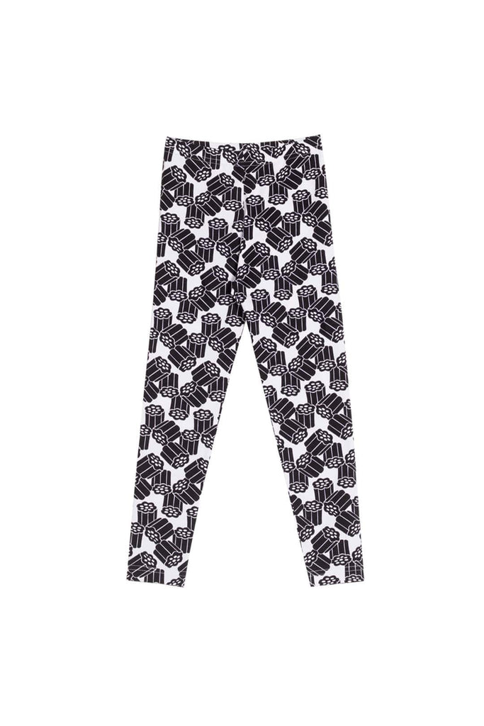 Pikkuset Licorice Leggings - Nordic Labels