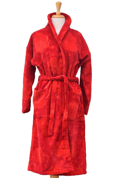 Ratia Women Poppyland Bathrobe - Nordic Labels