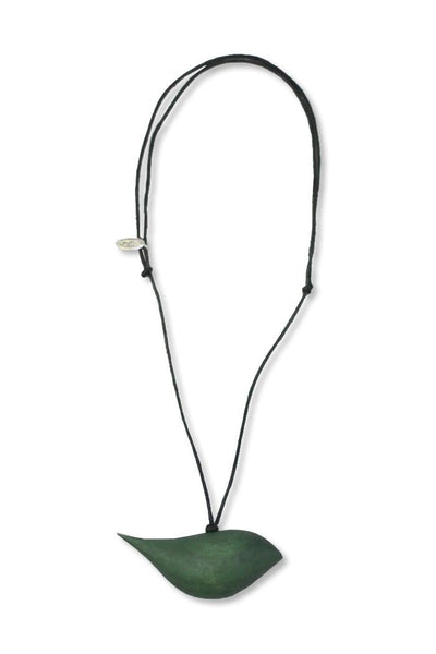 Sylca Robin Pendant Green - Nordic Labels