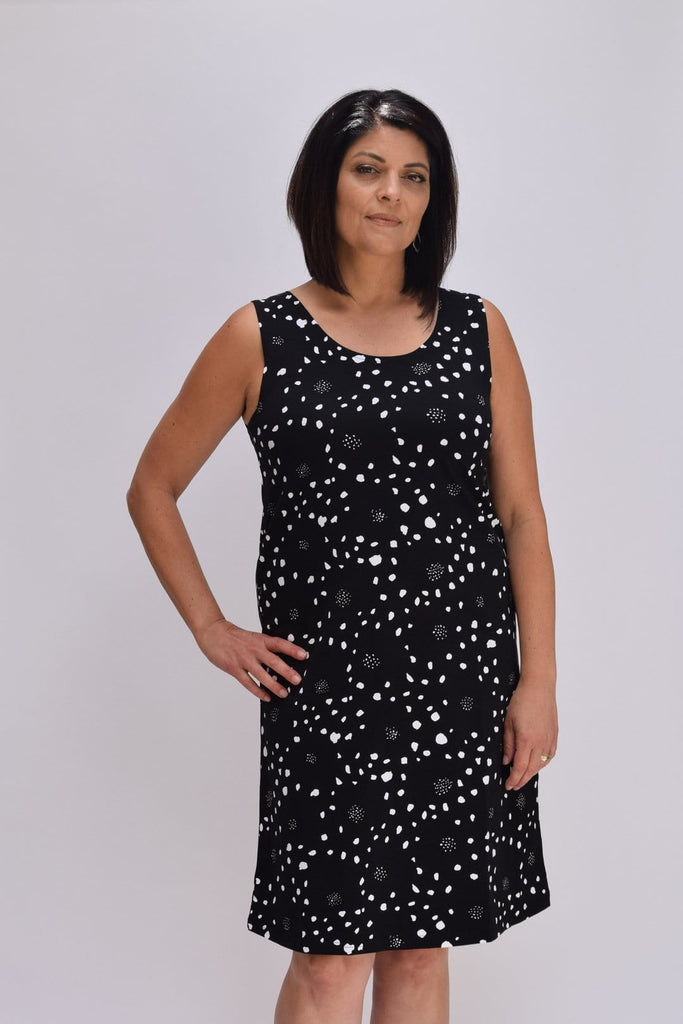 Ratia Telma Dress Poppy Dot - Nordic Labels