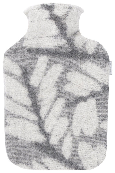 Lapuan Kankurit Verso Grey Hot Water Bottle - Nordic Labels