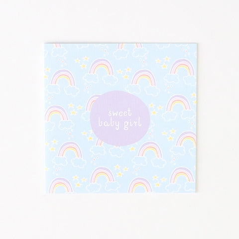 Two Little Ducklings | Rainbow Star Card