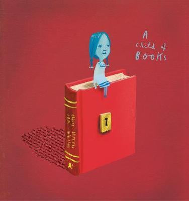 A Child Of Books Hardcover Book