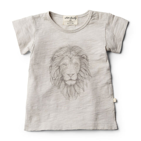 Wilson And Frenchy Tee | Little Lion
