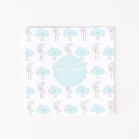 Two Little Ducklings | Sleepy Cloud Card