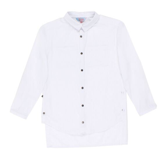 Tahlia Seattle White Shirt